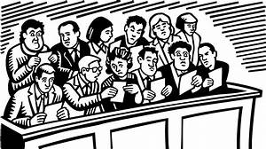 Judge And Jury Clipart (40+)