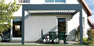 Pergola Lame Orientable : mecanisme de pergola a lame orientable stunning je ~ Dallasstarsshop.com Idées de Décoration