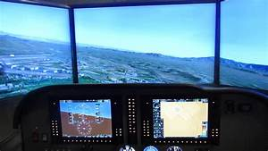 Cessna 172sp Naviii Full Cockpit Flight Simulator