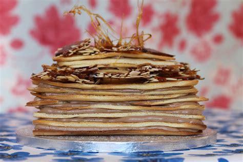 Dobos Torte Recipe - Rhyme & Ribbons