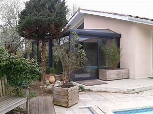 Agrandir Une Maison : comment agrandir sa maison a andernos les bains pose et achat gironde verand 39 innov ~ Melissatoandfro.com Idées de Décoration