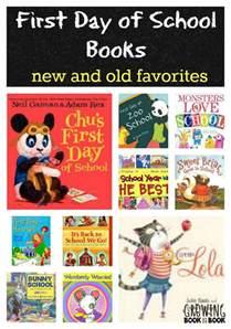 Preschool First Day of School Books