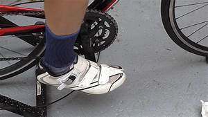 How To Clip In And Out Of Road Pedals Spd