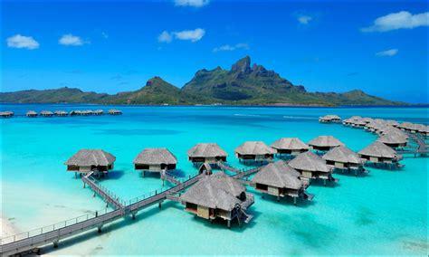Tahiti Honeymoon Packages Overwater Bungalow Wedding