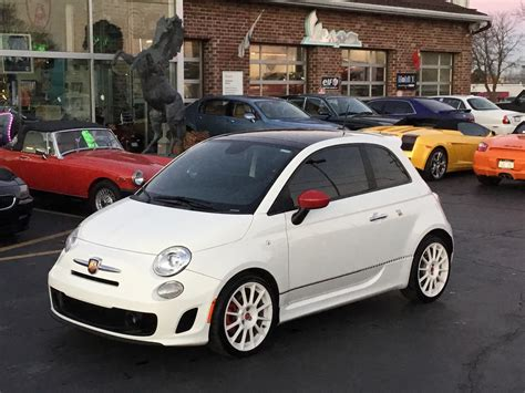 2013 Fiat 500 Abarth Price by 2013 Fiat 500 Abarth Stock 0372 For Sale Near Brookfield