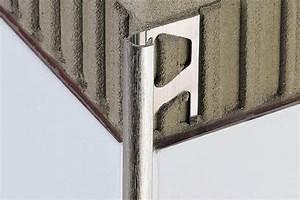 Schlüter Schiene Edelstahl : schl ter rondec material schl ter systems ~ Michelbontemps.com Haus und Dekorationen