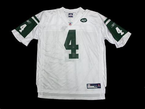 Brett Favre / New York Jets Replica Jersey / Reebok Nfl