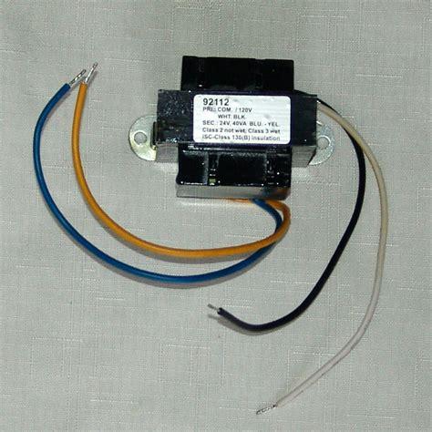 Volt Control Circuit Transformer Hvac Primary