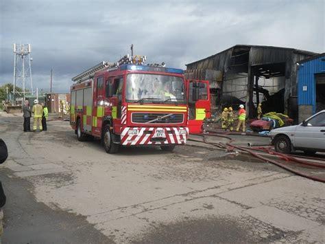 fire engines  north wales volvo pwllheli