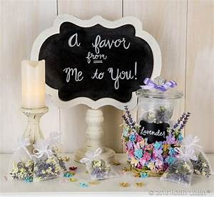 17 best images about diy wedding ideas on pinterest le With hobby lobby wedding favors