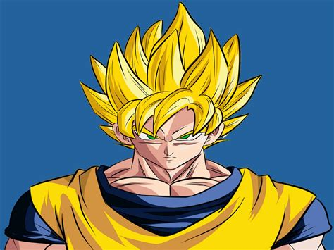 Goku Images How To Draw Goku With Pictures Wikihow