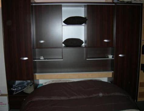chambre à coucher pont de lit pont de lit en quot wengé quot conforama rueil malmaison 92500