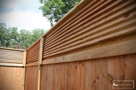 wood fence height the stanton wood privacy fence home fencing and gates atlanta by fence workshop