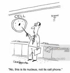 Funny Biology Teacher Cartoon