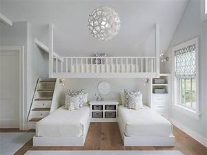 Hochbett Mit Zwei Betten : die kleine wohnung einrichten mit hochhbett freshouse ~ Whattoseeinmadrid.com Haus und Dekorationen