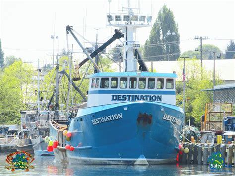 The Destination Alaska Crab Boat by F V Destination 98 Ft Ak Missing Ak Bering Sea Crab Boat