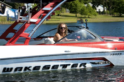 Malibu Boats Ceo by Jeff Langley Joins Malibu Boats Pro Team Alliance Wakeboard