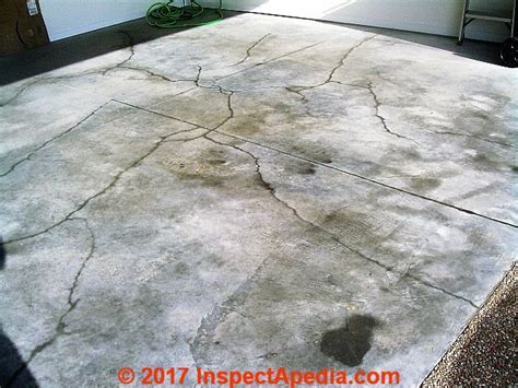 How to Evaluate Cracks in Poured Concrete Slabs