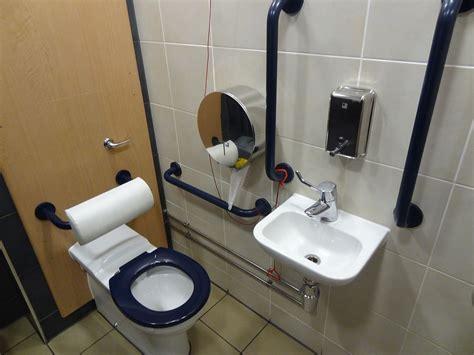 handicapped bathroom design accessible toilet