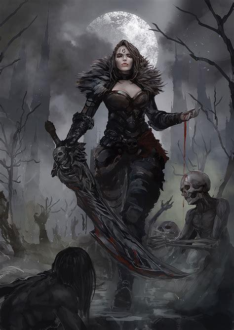 chion concept valira lady undeath