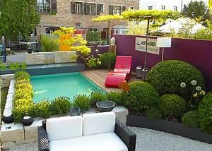Gestaltungstipps Moderner Garten : bildergalerie moderner garten terrasse garten sichtschutz schwimmteich gartenplanung ~ Whattoseeinmadrid.com Haus und Dekorationen