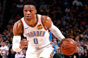 Russell Westbrook records second 20-20-20 game ever  Russell