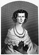 Elizabeth Of Austria (1837-1898) Painting by Granger