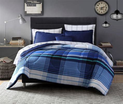 complete bedroom sets essential home 8 piece complete bed set freemont shop 11183 | prod 1927171412
