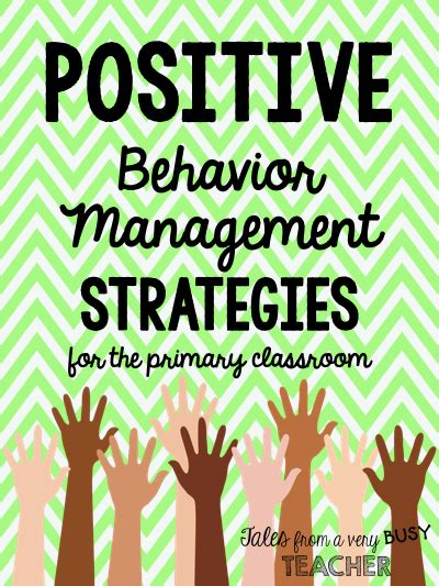 ten behavior management strategies for the primary 427 | Slide01