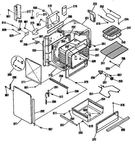 ge range wiring diagram wire diagram source information