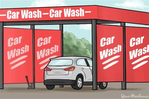 How To Use A Selfservice Car Wash  Yourmechanic Advice