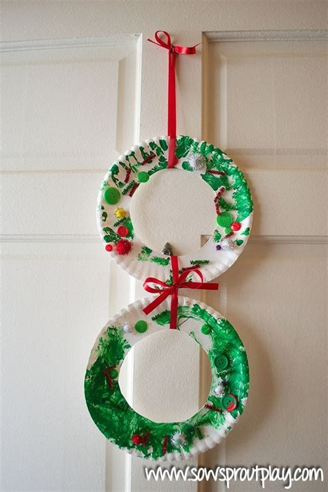 Pinterest Christmas Crafts For Kids Doliquid