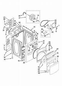 Whirlpool Cabrio Dryer Problems