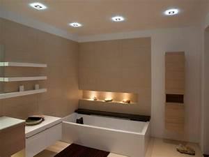 Welche Decke Im Bad : badbeleuchtung f r decke 100 inspirierende fotos ~ Sanjose-hotels-ca.com Haus und Dekorationen
