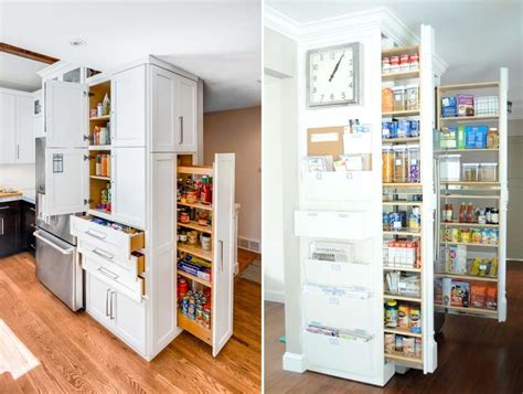 vertical kitchen storage ideas   leave  inspired
