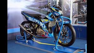 Launching Satria F150 Injeksi 2016 Di Sentul  Suzuki Pamer