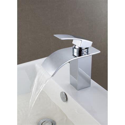 waterfall kitchen sink grohe bathroom sink faucets 3363