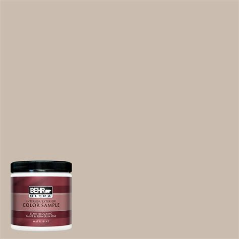 Behr Ultra  Oz Ul  Creamy Mushroom Matte Interior