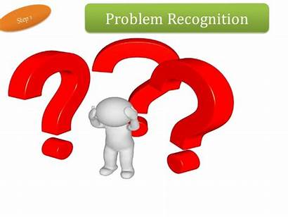 Process Decision Consumer Buying Purchasing Recognition Problem