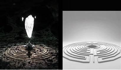Underground Cave Behance Project