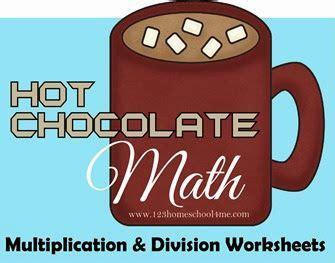 hot chocolate math addition  subtraction