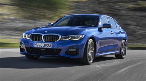 2019 bmw 3 series review top gear
