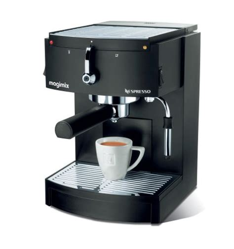 Machine Nespresso Magimix Reviews Magimix Nespresso M150 Coffee Maker Black Uk Coffee Pod Machines Uk