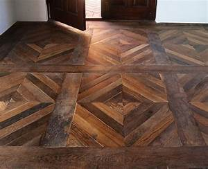 refinishing parquet flooring to look more presentable With different parquet