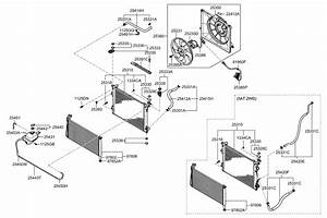 2008 Hyundai Sonata Engine Cooling System
