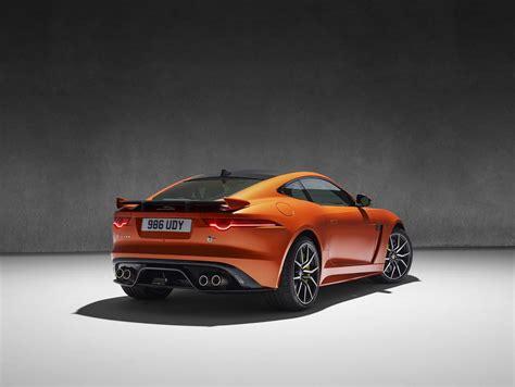 2017 Jaguar F-type Svr Coupe Overview & Price