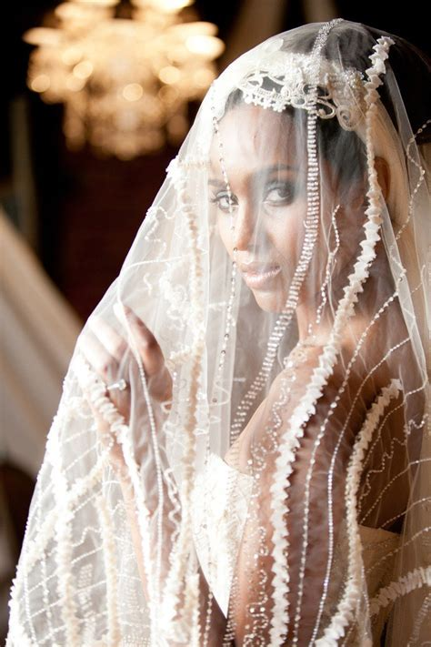 Nigerian Bridal Hairstyles 2017 With Veil