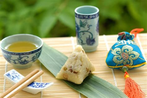 Dragon Boat Festival Rice Cake by Dragon Boat Festival In Taiwan