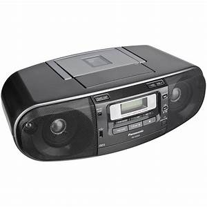 Cd Kassetten Radio : radio cd kassetten spieler panasonic rx d 55 aeg k schwarz ~ Kayakingforconservation.com Haus und Dekorationen