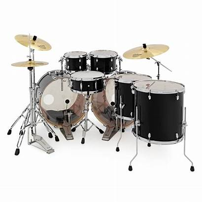 Bass Drum Double Kit Pearl Exx Export